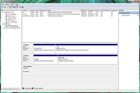 format hard drive computer management how to partition and format your hard drive in windows