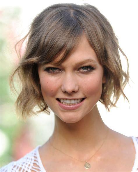 hair style of karli hair karlie kloss