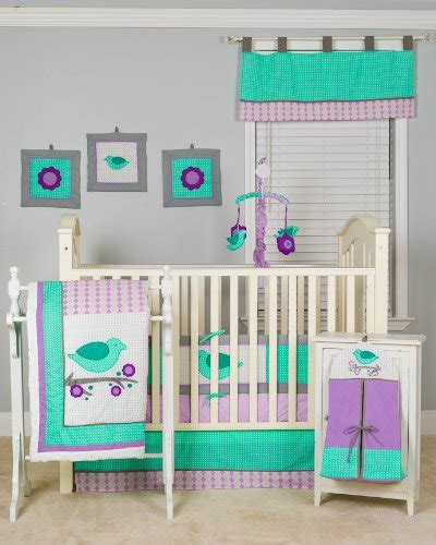 Crib Bedding Birds Pam Grace Creations Birds Crib Bedding Collection Baby Bedding And Accessories