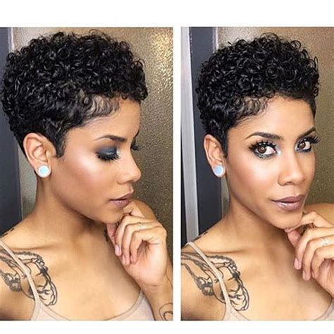 30+ new short hair styles for black women | short