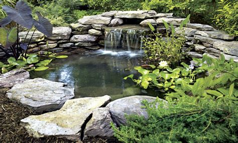 small backyard ponds and waterfalls fish pond designs backyard fish pond small backyard ponds and waterfalls interior