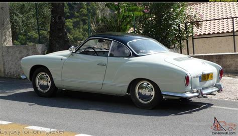 vw karmann volkswagen karmann ghia car classics