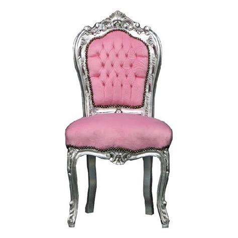 barock stuhl rosa casa padrino barock esszimmer stuhl rosa silber st 252 hle