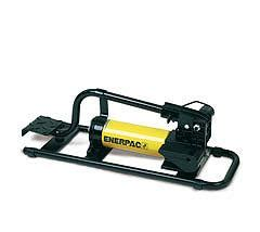 Foot Pompa Portable lightweight hydraulic foot enerpac