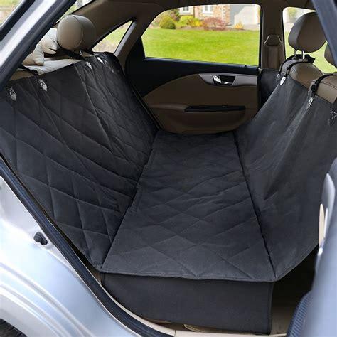 pet car back seat protector hammock pet car seat cover hammock non slip waterproof back