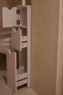 petit meuble de salle de bain wc le montage shopix