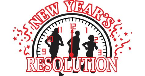 new year race new year s resolution race