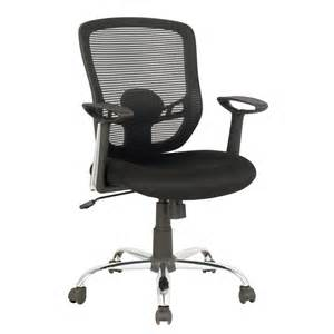 Office Chair Casters Toronto Homevision Tygerclaw Mid Back Mesh Office Chair