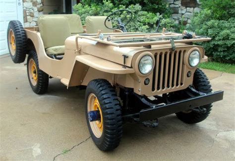1946 Willys Jeep Specs 1946 Willys Jeep Cj 2a Vec Museum Ready