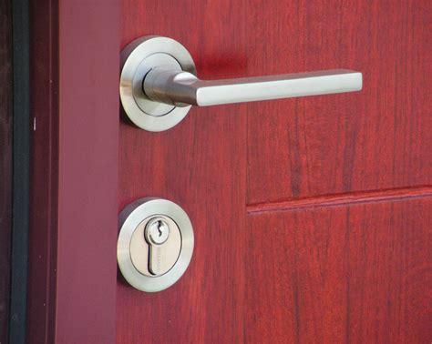 Kunci Pintu Rumah cara memilih handle pintu rumah minimalis desain rumah unik