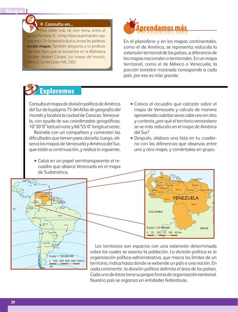 Pagina 17 Libro De 6 Geografia 2016 2017 | pagina 17 libro de 6 geografia 2016 2017 pagina 17 libro