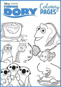 finding dory hank craft finding dory crafts simply mommy