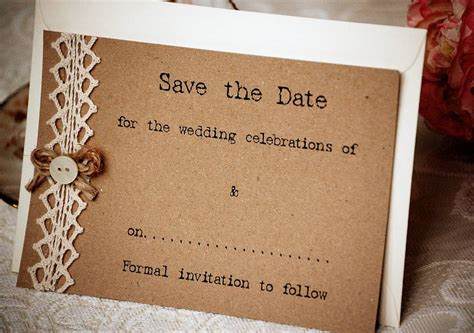 make save the date cards free country vintage style save the date postcard by vintage