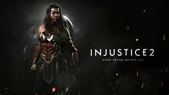 3d Home Design Deluxe 6 Wonder Woman Injustice 2 Wallpapers Hd Wallpapers