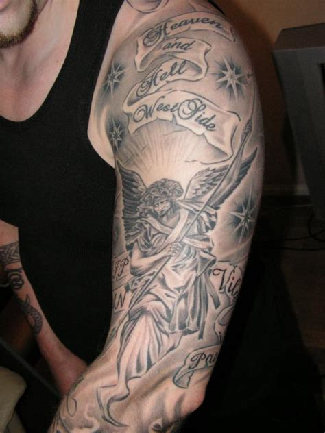 tattoo angel gabriel archangel gabriel tattoo image search results archangel