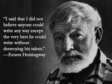 best biography of ernest hemingway 23 essential ernest hemingway quotes about writing