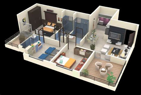 3bkh house design buat testing doang 3 bhk interior design projects