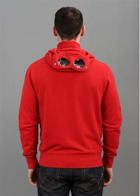 Cp Hoodie Wing Lt Sweater Babyterry cp company jersey goggle zip hoody