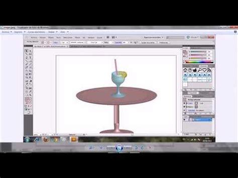 tutorial photoshop illustrator cs5 tutorial adobe illustrator cs5 proyecto copa con limon