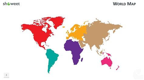 world map with country names ppt mapa mundo powerpoint con efecto rollover