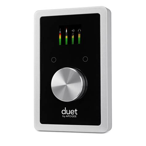 Apogee Fitness 5 by Apogee Duet Usb Audio Interface For Iphone And Mac