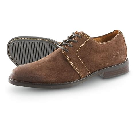 s h s trask 174 j wood casual shoes brown 191037 casual shoes at sportsman s guide