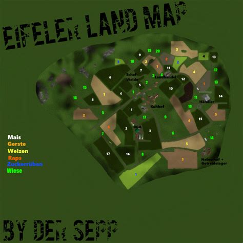 Creative Ls fs 15 eifel erland v 2 0 maps mod f 252 r farming simulator