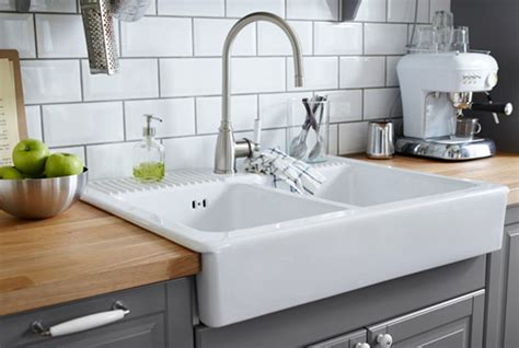 stainless farmhouse sink ikea ikea farmhouse sink single home design ideas ikea
