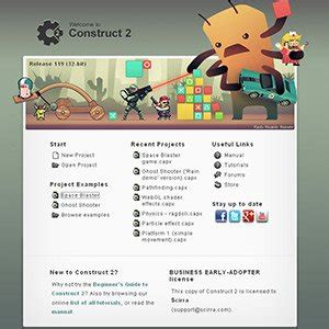 construct 2 full game tutorial scirra construct 2 221 build html5 games a2z p30