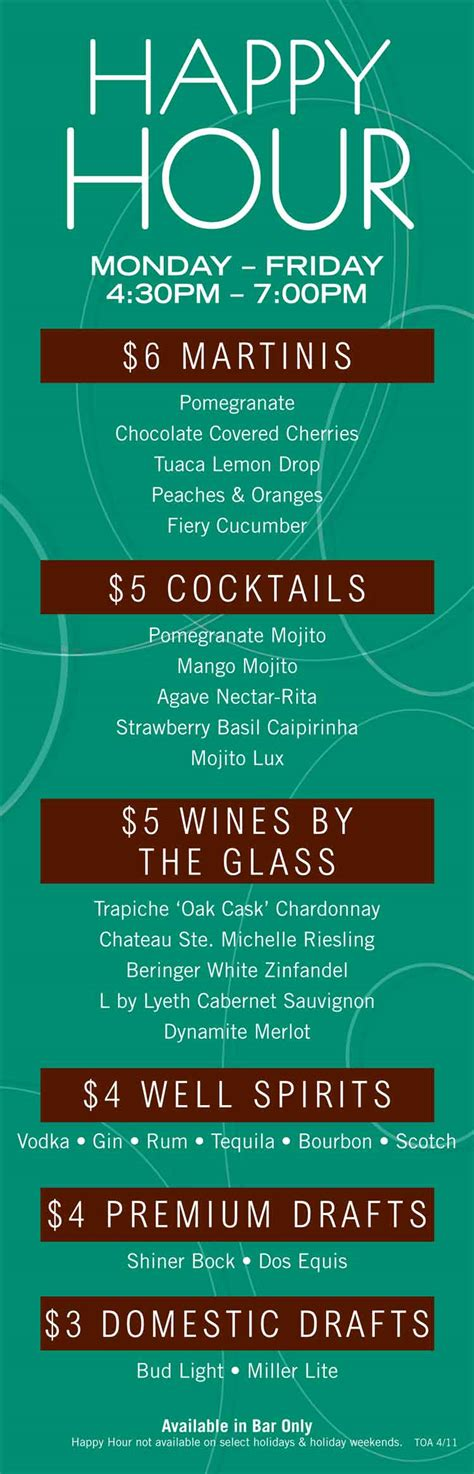 chart house menu chart house happy hour menu chart house menu ft lauderdale fl foodspotting ayucar com