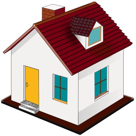 Free House Designs Brick House Clipart Clipart Best