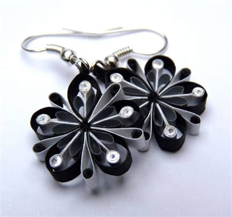 tutorial for paper quilled jewelry pdf paisley and 672 best quilling bijoux images on pinterest earrings