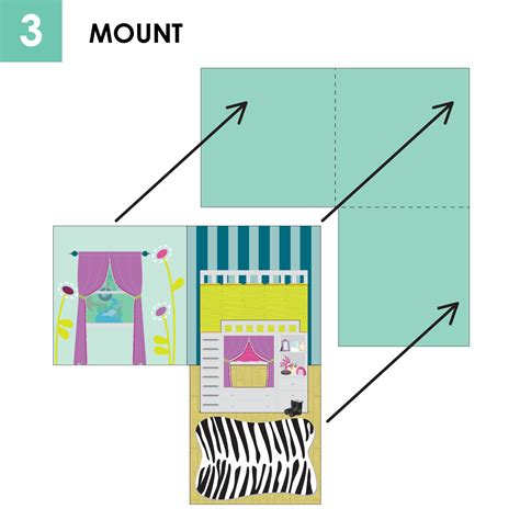 pop up paper house template pop up book and paper doll set craft remedy