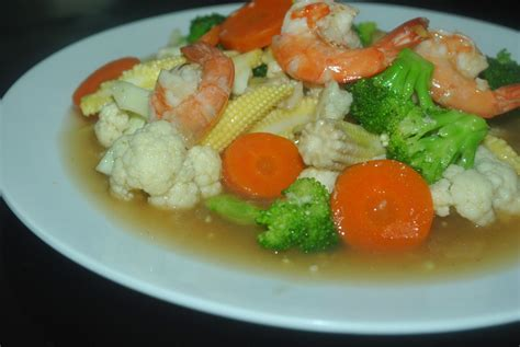 Minyak Sayur patyskitchen oyster sauce mixed vegetables sayur cur