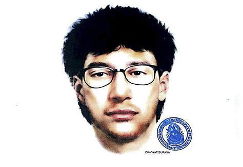 polisi ungkap sketsa wajah pelaku bom bangkok okezone news