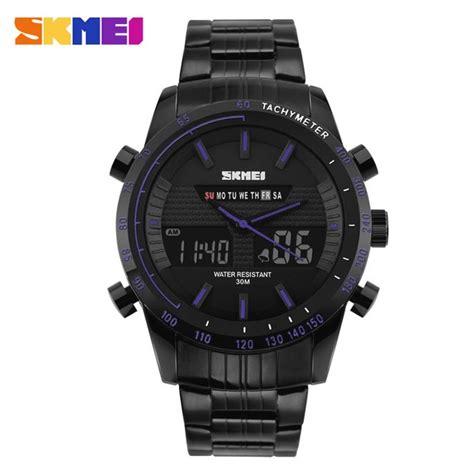 Skmei Multifunctional Fashion Water Resistant 1132 skmei jam tangan analog digital pria ad1131 blue jakartanotebook
