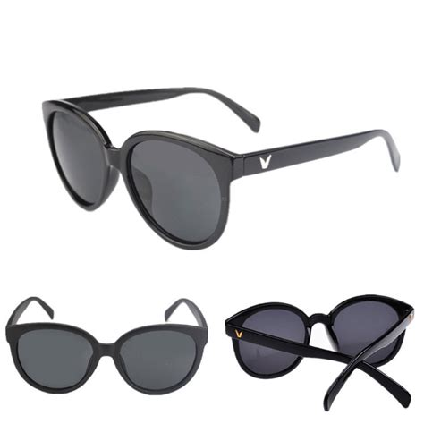 new fashion v logo brand sunglasses designer summer