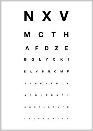 lettere oculista tavola lettere oculista 28 images dall oculista