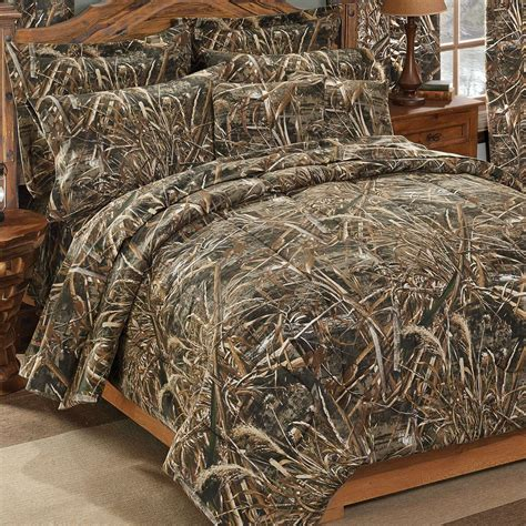 camo bedding set realtree camo comforter sets king size max 5 realtree
