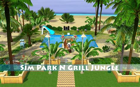 Xxi Di One Bel Park simwepagrande sim park n grill jungle