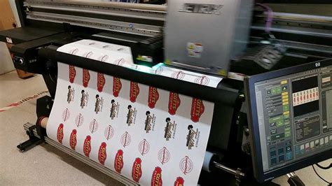 Outdoor Sticker Printer Machine by Stickers Perth Graphics Centre