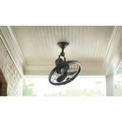 oscillating outdoor ceiling fan home decorators collection bentley ii 18 in outdoor