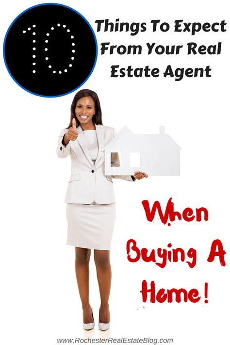 10 things to expect from your real estate when