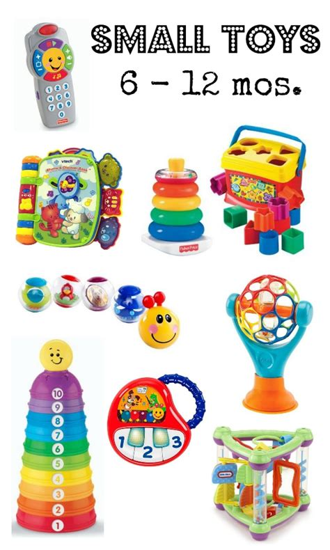 toys for 6 12 months baby best toys collection