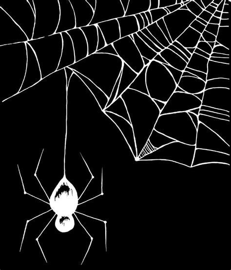 drawing web corner spider webs drawings www pixshark images