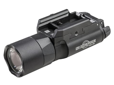 surefire x 300 surefire x300 ultra weaponlight led 2 cr123a batteries aluminum black