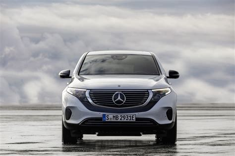 first mercedes mercedes benz reveals the eqc its first electric suv