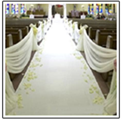 Wedding Aisle Runner Rental Vancouver by Vancouver S Weddings Events Ceremony Decor Wedding