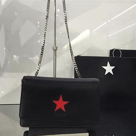 a closer look: givenchy pandora star shoulder bag | bragmybag