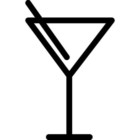 cocktail icon vector cocktail symbol ico png icns gratis download